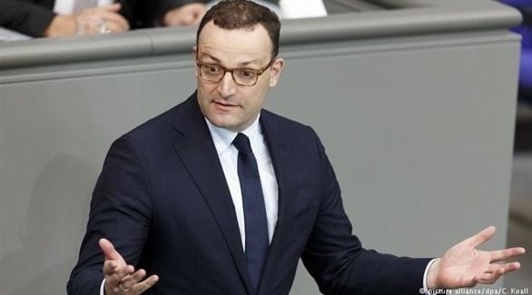 وزير الصحة الألماني ينز شبان (أرشيف)