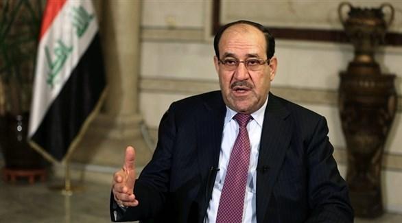 رئيس الوزراء العراقي السابق نوري المالكي (أرشيف)