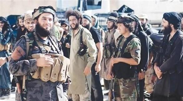 مسلحون من تنظيم داعش (أرشيف)