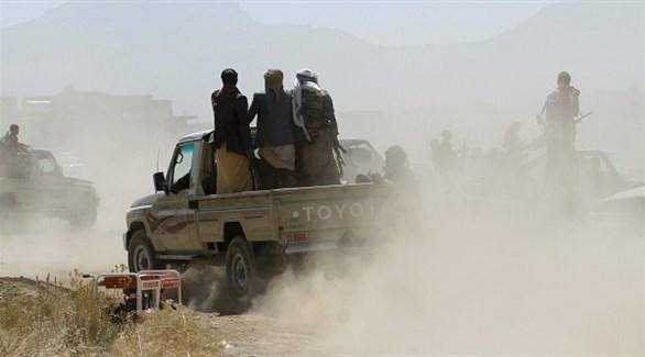مسلحون قبليون في اليمن (أرشيف)