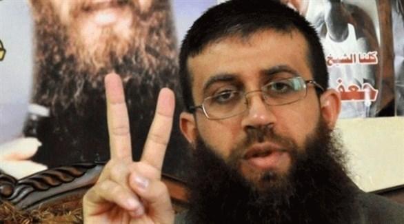 المعتقل الفلسطيني، خضر عدنان (أرشيف)