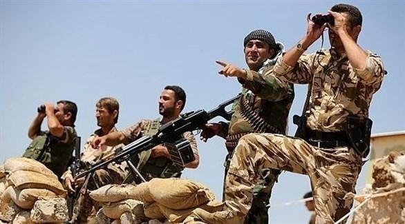 مقاتلون أكراد (أرشيف)