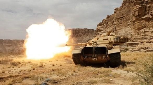 تقدم قوات الجيش في المحافظات اليمنية (أرشيف)