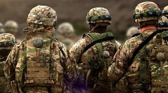 عناصر من الجيش الأمريكي (أرشيف)