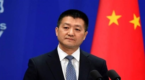المتحدث باسم الخارجية الصينية لو كانغ (أرشيف)