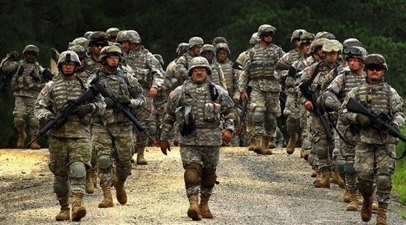 قوات الجيش الأمريكي (أرشيف)