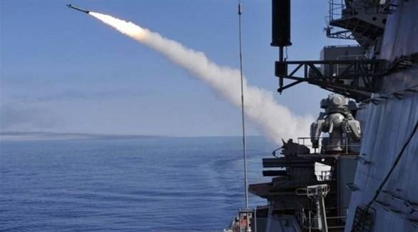 تجارب صاروخية لروسيا قبالة سواحل النرويج (أرشيف)