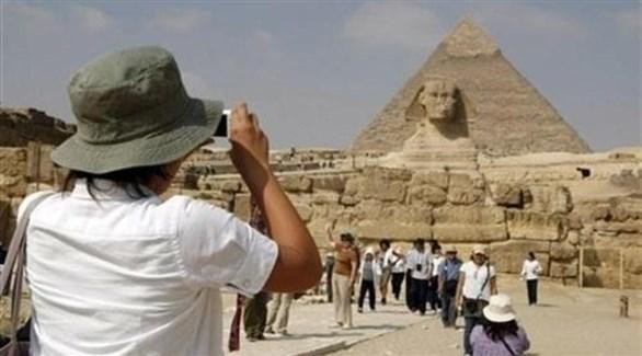 السياحة في مصر (أرشيف)