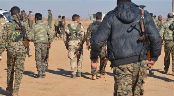 قوات سوريا الديموقراطية (أرشيف)