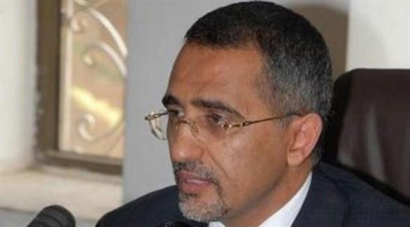 محافظ البنك المركزي اليمني محمد زمام (سبأ)