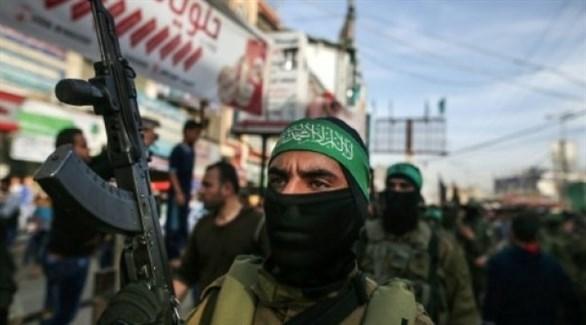 مسلحو حركة حماس في غزة (أرشيف)