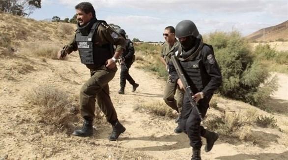 عناصر من القوات الأمنية التونسية (أرشيف)
