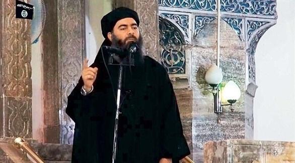 زعيم تنظيم داعش أبو بكر البغدادي (أرشيف)