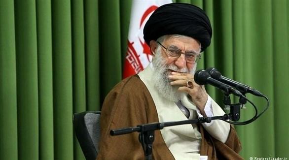 الزعيم الإيراني علي خامنئي (أرشيف)