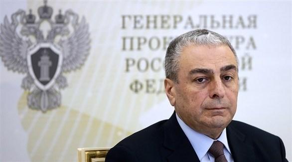 نائب النائب العام الروسي ساك كارابيتيان (تاس)