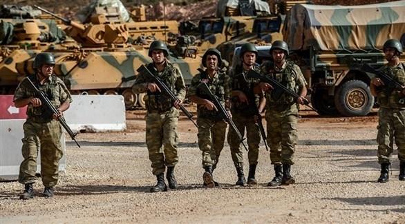 جنود أتراك (أرشبف)