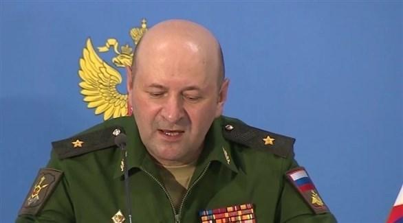 الجنرال الروسي إيغور كيريلوف (أرشيف)