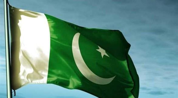 علم باكستان (أرشيف)