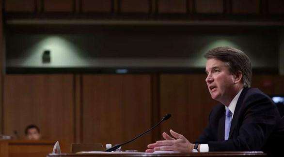مرشح ترامب للمحكمة الأمريكية العليا بريت كافانو (أرشيف)