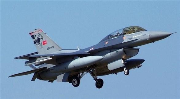 الطيران الحربي التركي (أرشيف)