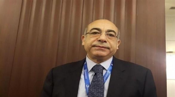 السفير محمد إدريس(أرشيف)