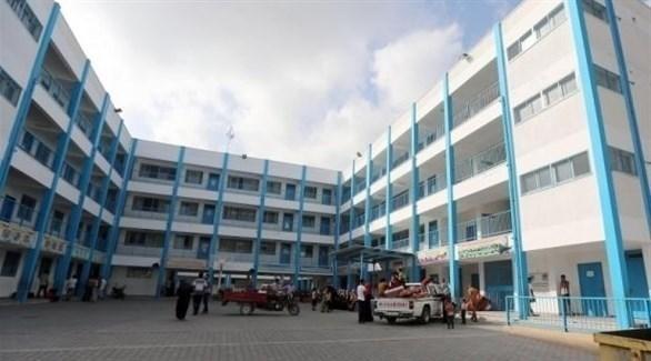 أحد مدارس وكالة غوث وتشغيل اللاجئين الفلسطينيين (الأونروا) (أرشيف)