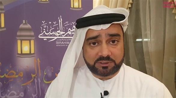 رئيس جمعية الإمارات للمحامين والقانونيين زايد الشامسي (أرشيف)
