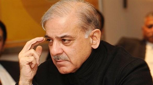 زعيم المعارضة الباكستانية شهباز شريف (أرشيف)