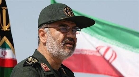 نائب القائد العام للحرس الثوري الإيراني الجنرال حسين سلامي (أرشيف)