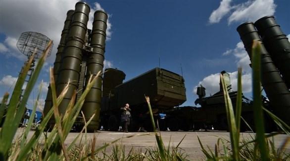 نظام إس-300 الروسي (أرشيف)