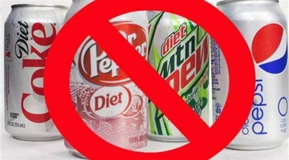 تستخدم مشروبات الدايت السكريات الاصطناعية (تعبيرية)