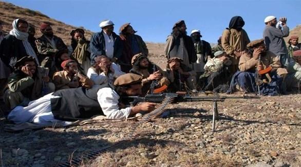 مسلحي طالبان في أفغانستان (أرشيف)
