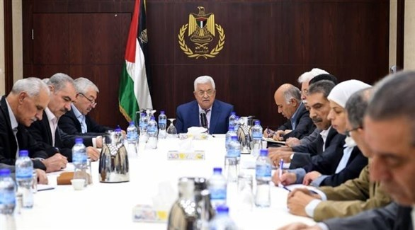 اجتماع للجنة التنفيذية لمنظمة التحرير الفلسطينية (أرشيف)