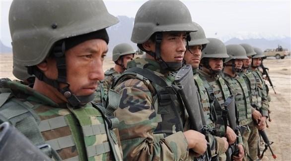 الجيش الأفغاني (أرشيف)