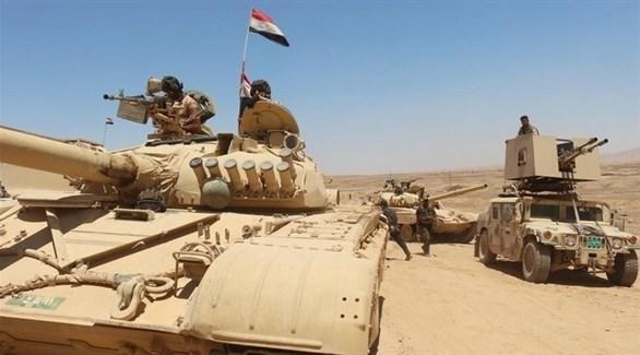قوات الحشد الشعبي العراقية (أرشيف)