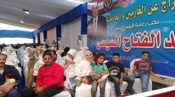 الإفراج عن غارمات مصريات (أرشيف)