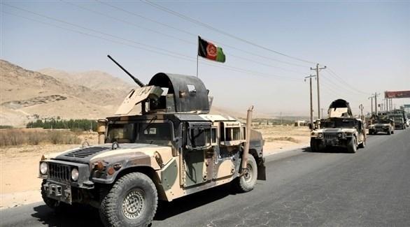 تعزيزات أمنية للقوات الأفغانية في غزنة (أرشيف)