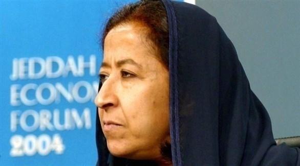 سيدة الأعمال السعودية لبنى عليان (أرشيف)