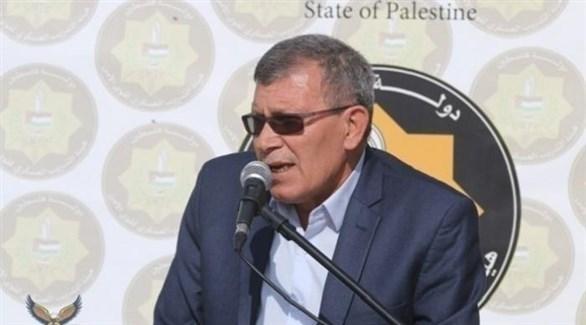 أمين سر المجلس الثوري لحركة فتح ماجد الفتياني (أرشيف)