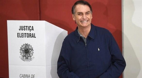 مرشح اليمين المتطرف البرازيلي جايير بولسونارو (أرشيف)