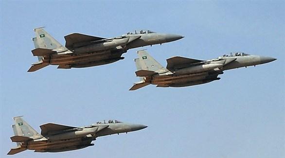مقاتلات من تحالف دعم الشرعية في اليمن (أرشيف)