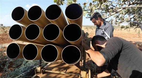 أسلحة ثقيلة في سوريا (أرشيف)