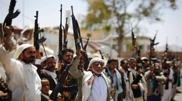 حزب الإصلاح الإرهابي في اليمن (أرشيف)