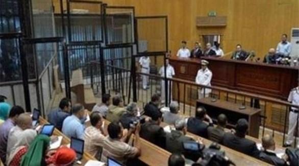محكمة مصرية (أرشيف)
