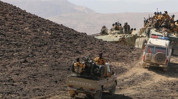 الجيش اليمني يمشط مناطق في صعدة (أرشيف)