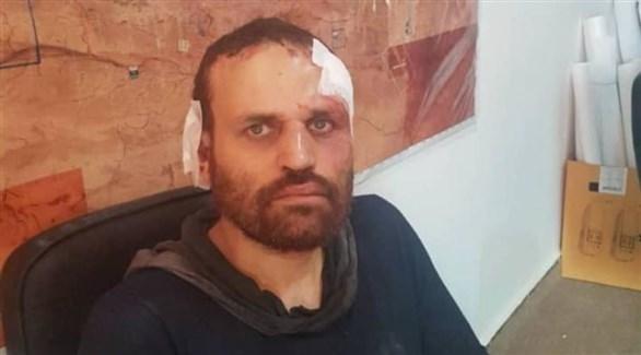 الإرهابي المصري هشام عشماوي بعد اعتقاله (أرشيف)