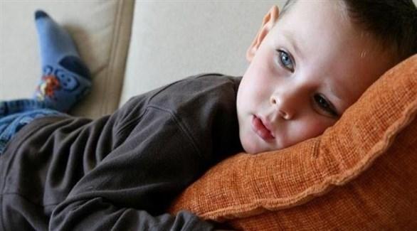 التشنجات اللاإرادية لدى الأطفال