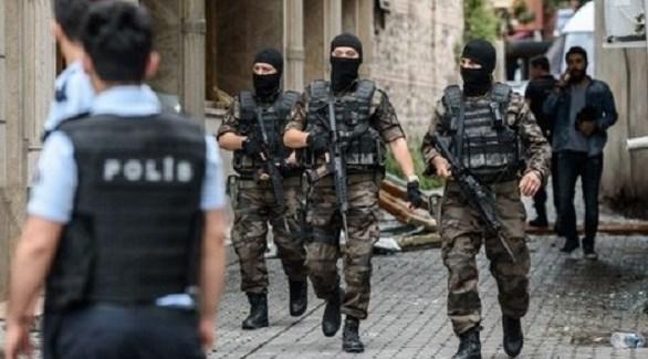 عناصر أمن تركية (أرشيف)