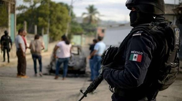 الشرطة المكسيكية (أرشيف)