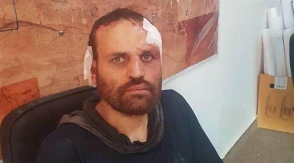 الإرهابي هشام عشماوي عقب القاء القبض عليه